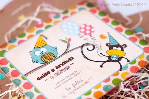 #invitation #kids #party #multicolor #confeti @Project Party Studio: Kids Parties, Monkey Parties, Children'S Parties, For, Color Monkey, Projects Parties, Parties Ideas, Partito Ideaskara, Parties Studios