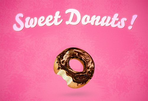 Create a Sweet Donut Icon in Photoshop from Scratch