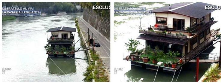 struttura di una casa galleggiante - Cerca con Google