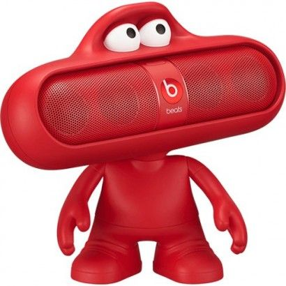 Beats By Dre Pill Dude  support rouge pour enceinte portable Pill