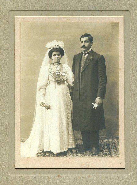 Армянская свадьба в Кесарии ( 1900-ые годы )
