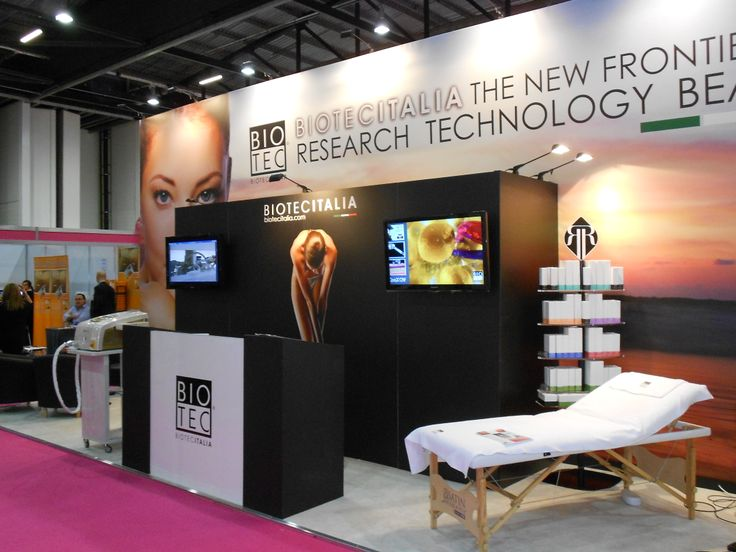 #Professionalbeauty #2012. #biotecitalia enchants all #londener visitors.