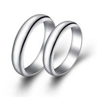 I think you'll like 18K White Gold Plated *** 2 pcs. set ***  Art. RJ017 Couple Ring. Add it to your wishlist!  http://www.wish.com/c/52f7d7207360467c71e050ee