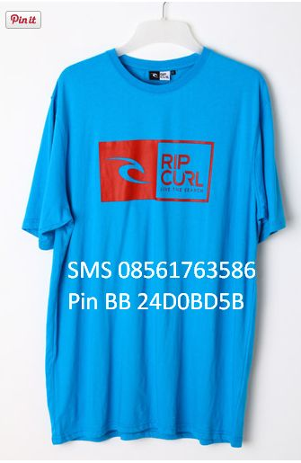 [Big Size] KAOS RIPCURL ORIGINAL Kode TO RIPCURL 217 Size XL only @150RB