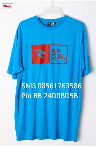 [Big Size] KAOS RIPCURL ORIGINAL Kode TO RIPCURL 217 Size XL only @150RB