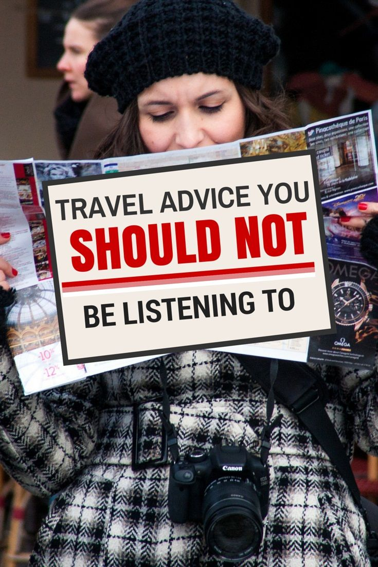 Travel advice is usually subjective. Meaning collect it, though if something sounds dubious or just completely wrong, feel free not to use it!