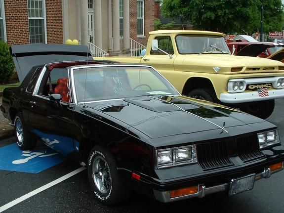 1982 cutless with t tops 1982 oldsmobile cutlass calais the sleeper jacksonville nc owned. Black Bedroom Furniture Sets. Home Design Ideas