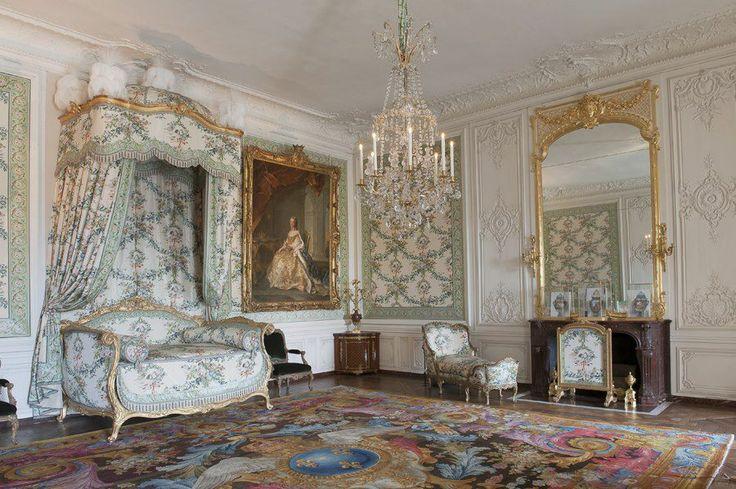 La chambre de Madame Victoire