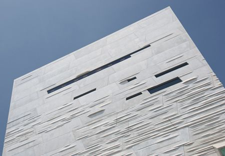 Precast Concrete Texture And Form Project Reference Dkp