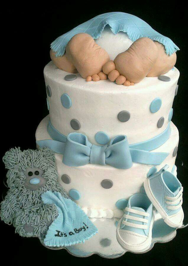 PASTELES PARA BABY SHOWER
