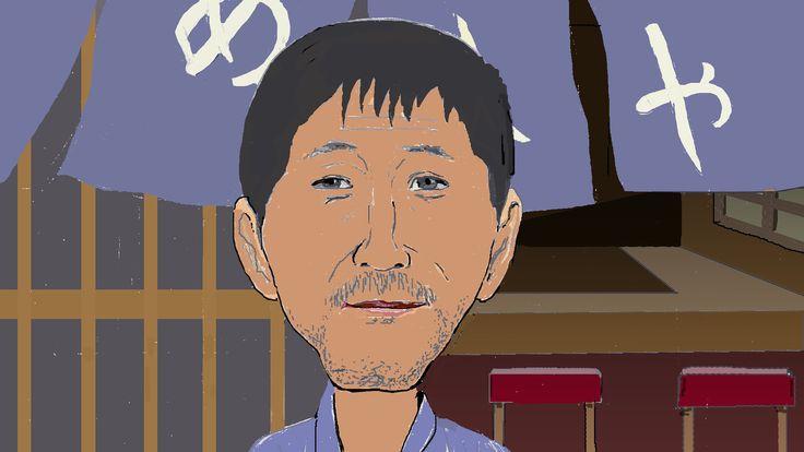 深夜食堂の小林薫さん