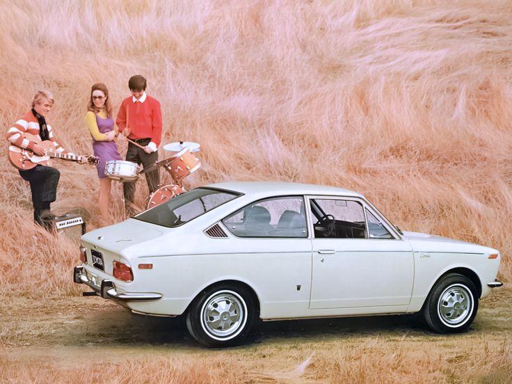 1966 TOYOTA Corolla Sprinter
