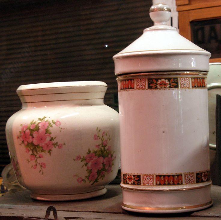 Porcelana, Antiguedades Carroza