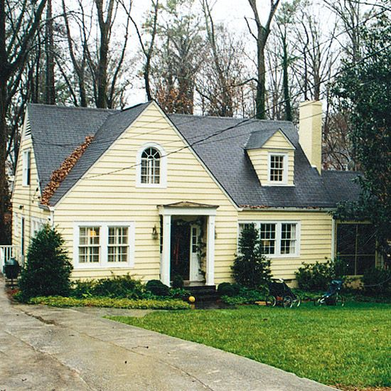 69 best images about small home transformations on for Before and after exterior home makeovers
