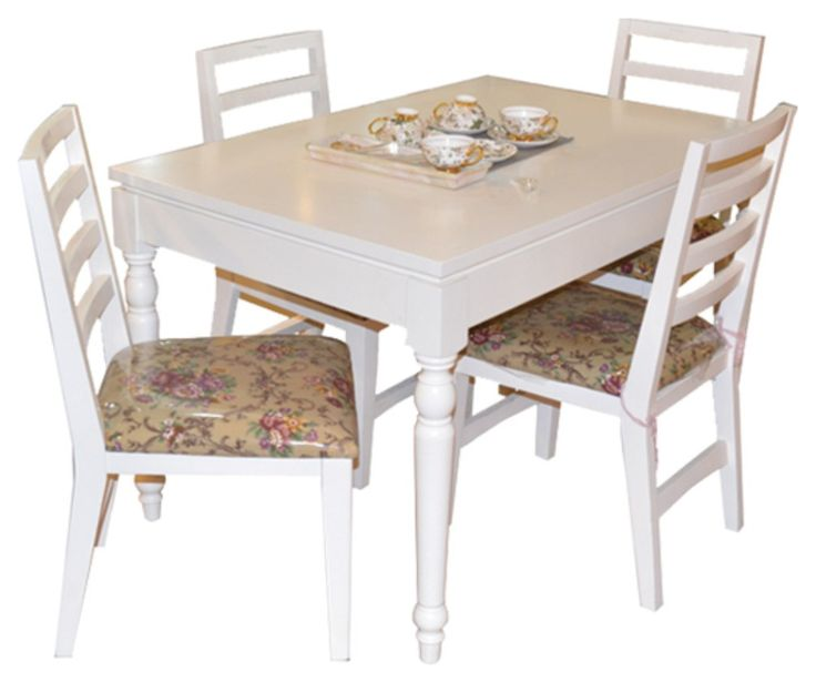 Dining Table (P-166) 120 and Chair (CH-166) – unihomefurniture
