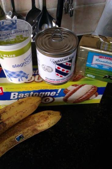 goddelijke bananen toffee taart
