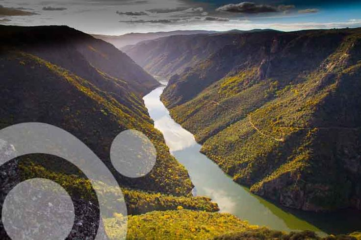 La Code viewpoint, where you can admire spectacular views over the river Duero canyon. All the information to plan your trip to #Arribes_del_Duero in www.qnatur.com