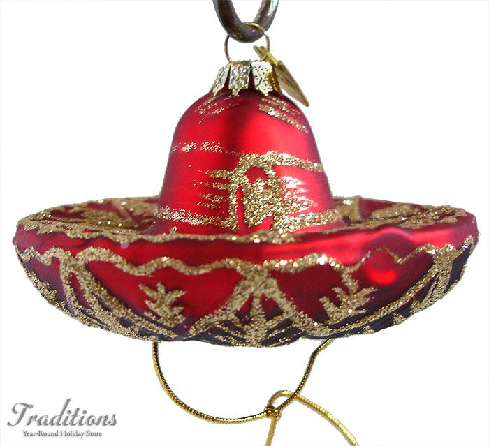 10 Best Sombrero Ornaments Images On Pinterest