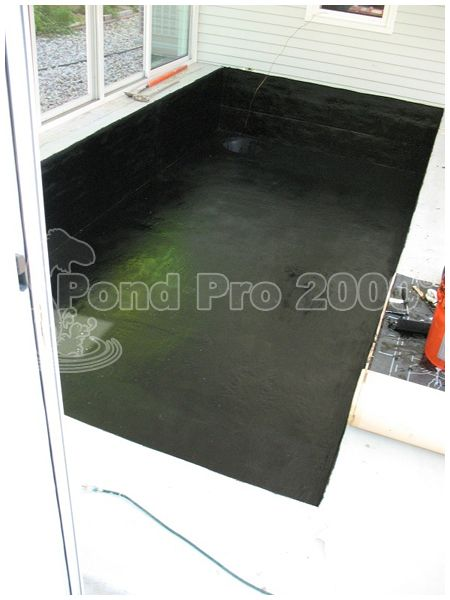 50 best images about fish pond repair on pinterest read for Koi pond sealer