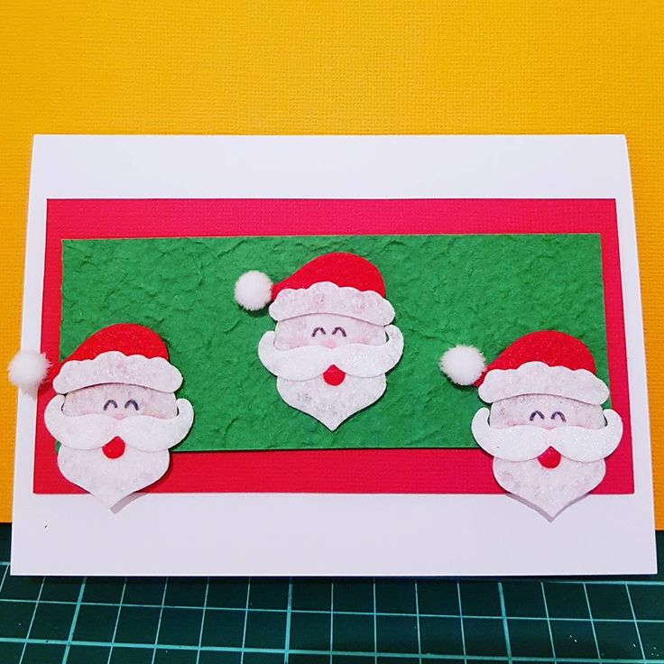 Triple Santa