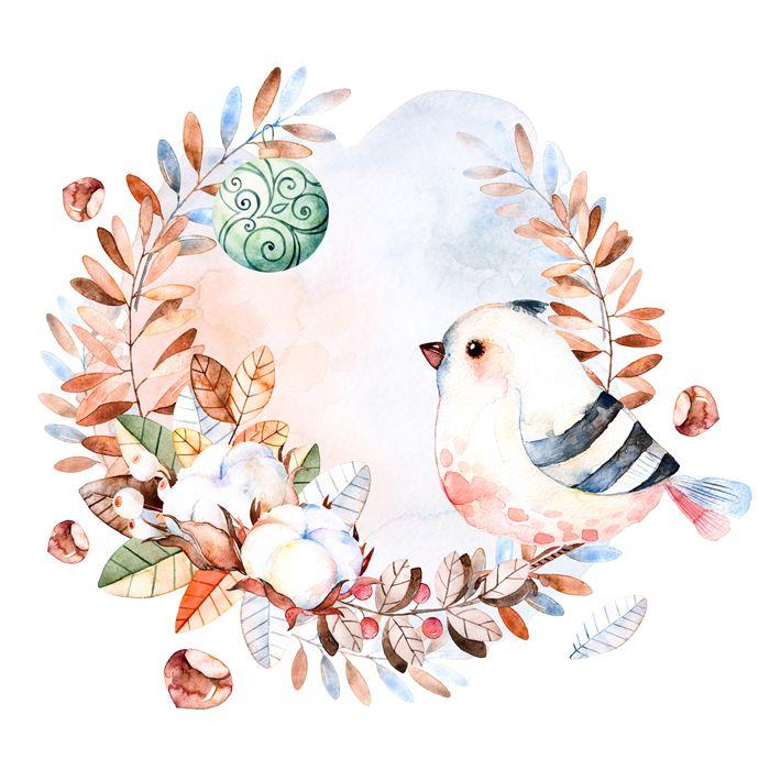 Winter Collection + Bonus by Kate_Rina on @creativemarket