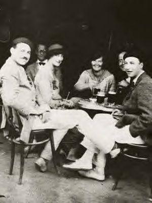 Paris in the '20s -- Hemingway and crew