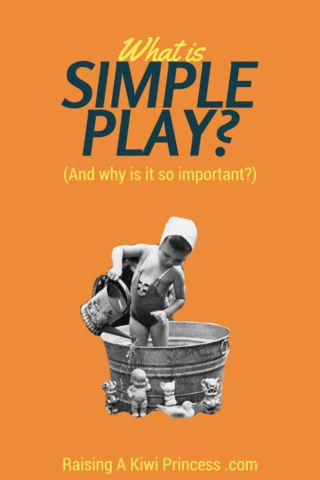 Simple, natural play in under threat. An article about how to encourage your child to play in a natural way that will help them learn and develop the skills they need for their future life, all while having fun! It also explains the importance of simple, natural, creative and imaginative play, particularly for preschoolers. Great read for those interested in Slow or Simplicity parenting.