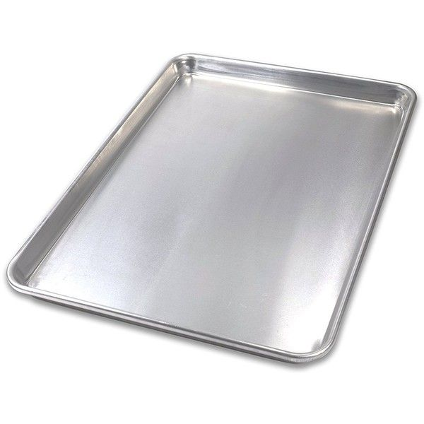 270 czk liked on polyvore featuring home kitchen u0026 dining bakeware kitchen usa pan cookie sheet aluminum sheet pan aluminum baking