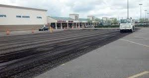 """Is Your Parking Lot getting damaged by Sun """"Burns""""? Protect it from Asphalt Sealing Now!"""