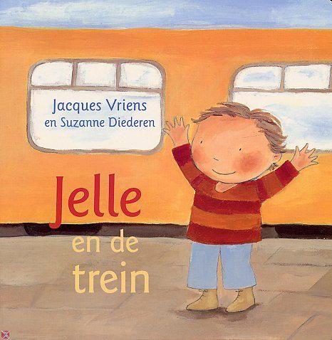 Boekenhoek: Jelle en de trein