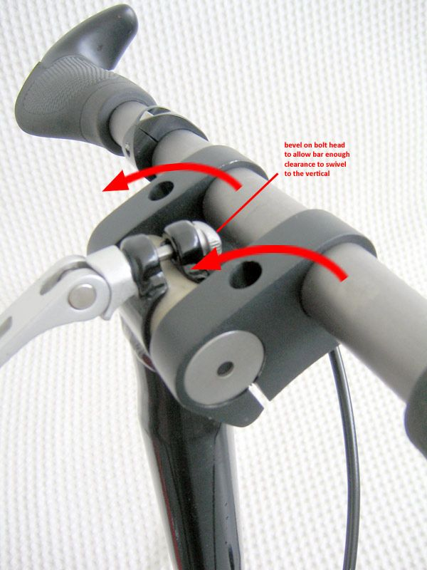 Brompton Mods - for a newbie - Page 3