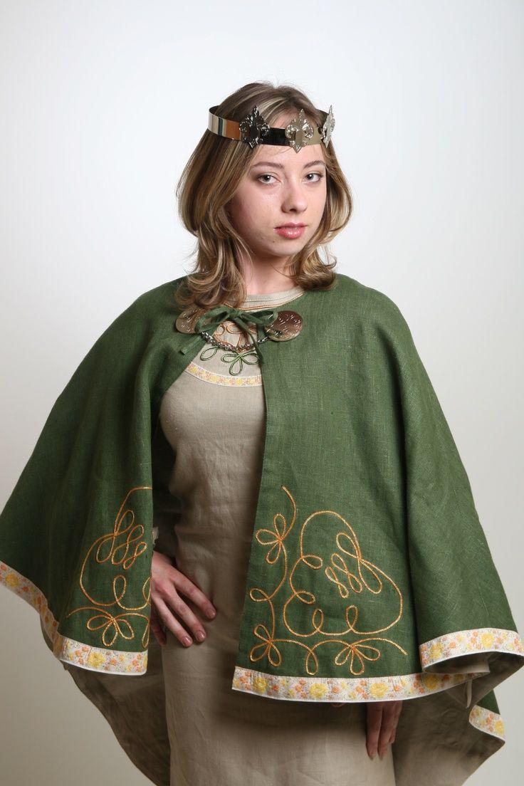 Larp fantasy elf girl