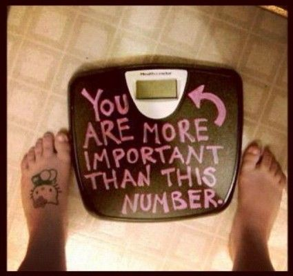 Stop Weighing on the Scale – Why, How to Get Better Results, and a Challenge by Nia Shanks