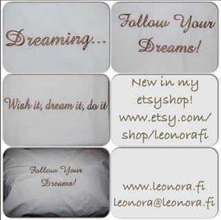 Leonora's blog