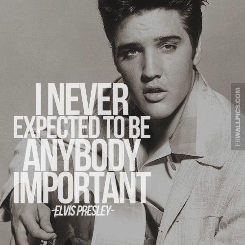 Famous Elvis Quotes: 76 Best Elvis Presley The Legend His Eevrything.. Images