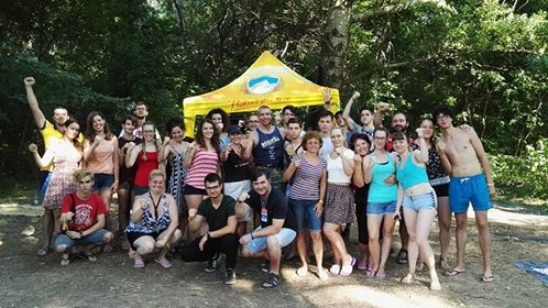 """""""Follow Your Call"""", sau """"Ce sa faci cu viata ta"""" la Atlantykron! A lot of special people for the last workshop! See you all (and many more...) next year!"""