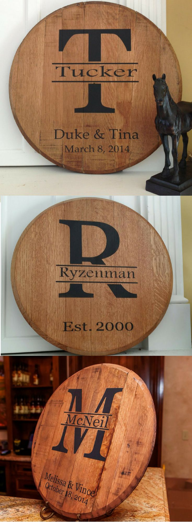 Love this whisky barrel lid 28 best