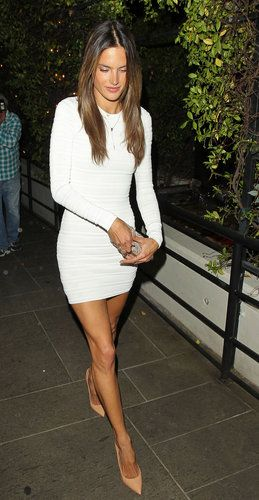Bought an outfit similar to this today. Love it.#dress #white #style