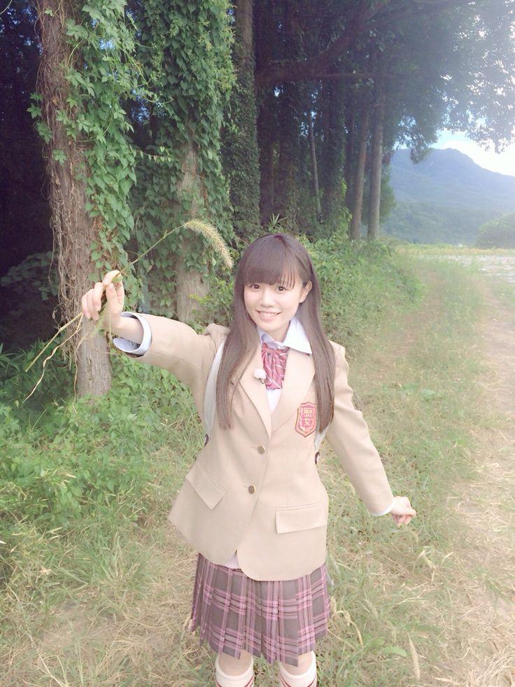 込山榛香!