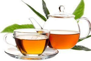 Green tea was featured on Dr Oz show where he explains the health properties of