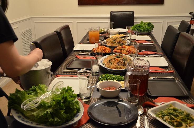 Korean cuisine- delish! | Favorite Food and Drink Recipes | Pinterest