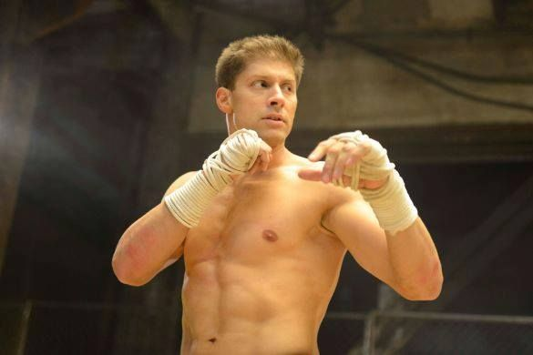 M.A.A.C. – KICKBOXER: SYNDICATE Will Cap Off New Trilogy Starring ALAIN MOUSSI