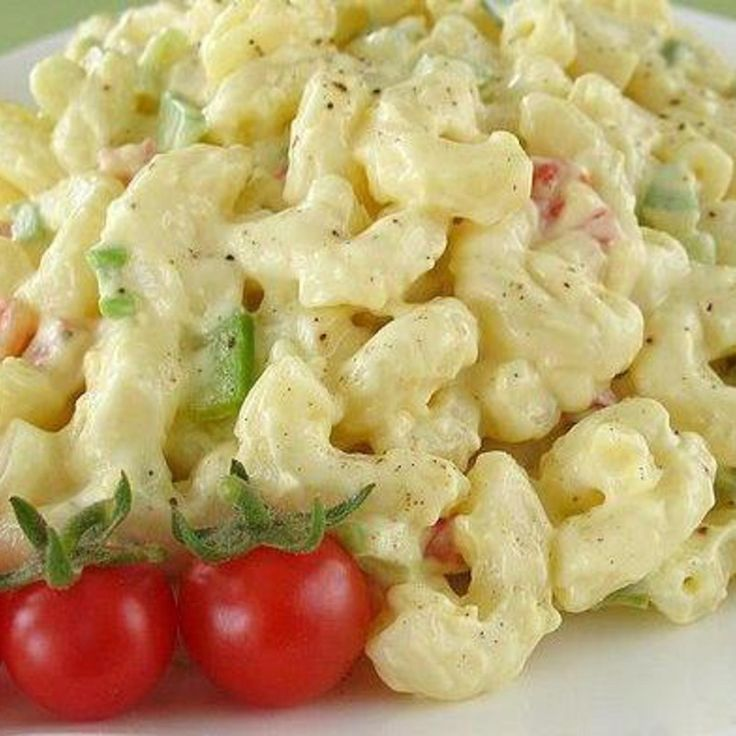 Delicious Macaroni Salad
