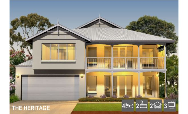 The Heritage - Artique Homes. This is gorgeous, but probably a little out of the price range. Love how the kitchen, laundry and garage are on the west facing side, and the alfresco and living areas have a north facing window.