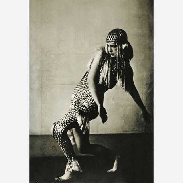 ✨  Lucia Joyce dancing at Bullier Ball, Paris, c. May 1929  📷: via Pinterest   #friyay