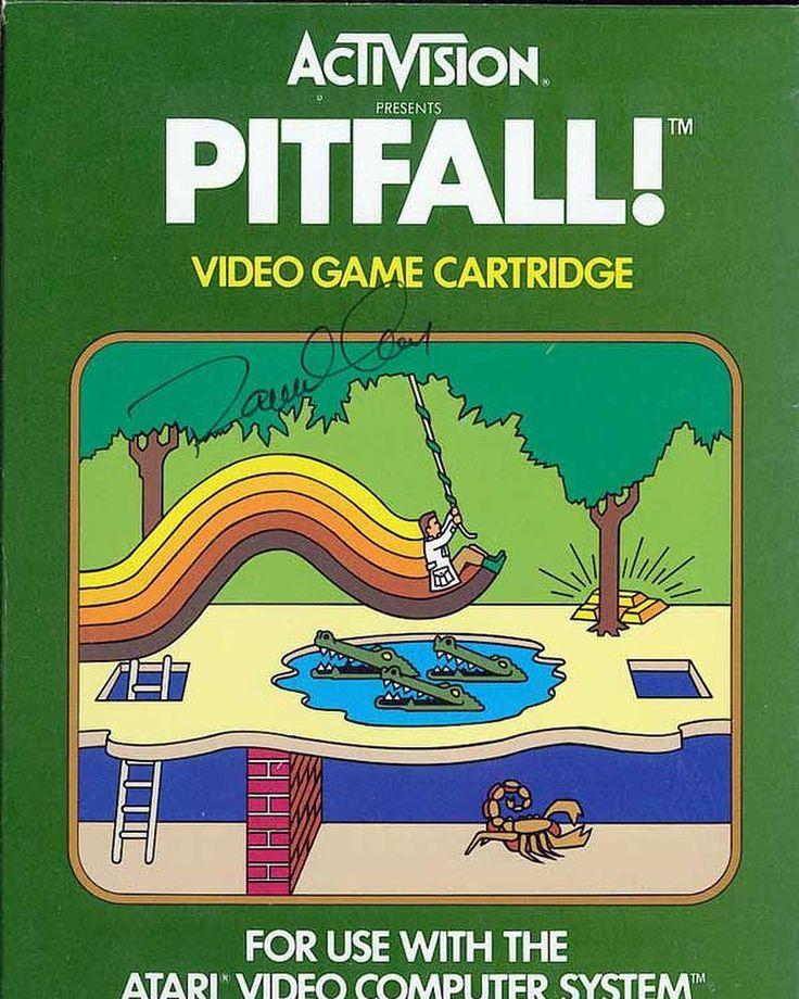 Shared by atariage #atari2600 #microhobbit (o) http://ift.tt/2dZ97BJ Call of Duty Activision made Pitfall! #Atari #AtariAge #retrogaming #classicgames #retrogames #vintage #gamecollecting #throwback #flashback #videogames #classicgaming #classic #retro #1980s #atari5200 #atari7800 #oldschool #gameover #retrogames #classicgames #atarilynx #arcade #arcadegames #hipster #game #games  #activision #callofduty #pitfall