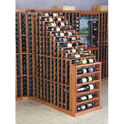 Wine Cellar Designer Series 282 Bottle Floor Wine Rack