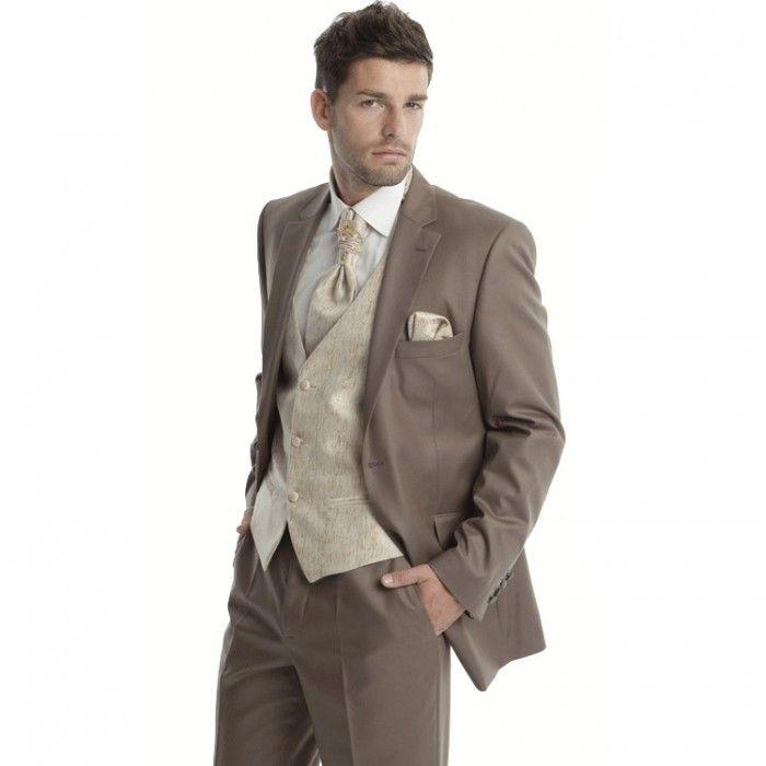 costume de mariage homme beige car interior design. Black Bedroom Furniture Sets. Home Design Ideas