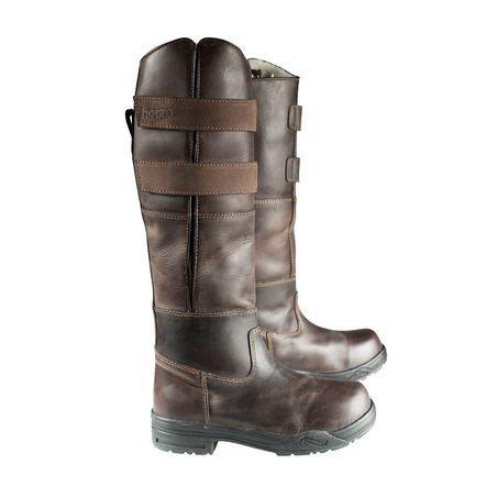 Horze Rovigo Tall boots | Horze Boots