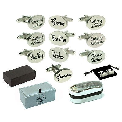 Wedding #cufflinks favours best man #groom usher father / brother of the #bride e,  View more on the LINK: 	http://www.zeppy.io/product/gb/2/290743960506/